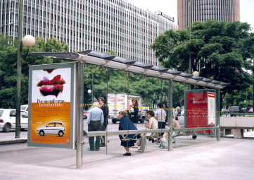 Line 1 Street Furniture