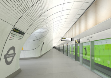Crossrail Line-wide Components