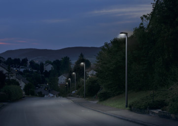 Cuvia Outdoor LED Luminaire