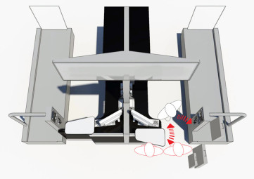 Heathrow Terminal 2 Check In