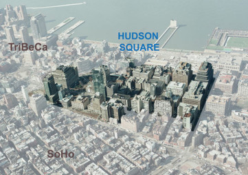 Hudson Square Redesign