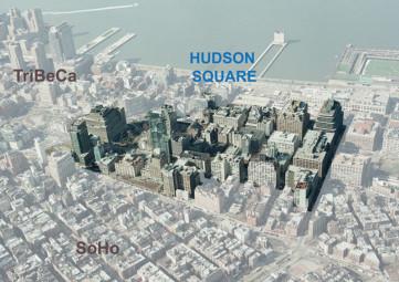 Hudson Square Redesign