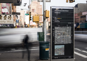 NYC Wayfinding System