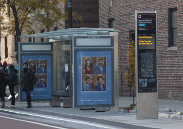 NYC Wayfinding for SBS