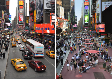 Times Square Redesign