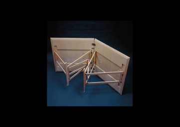 Folding Table Style